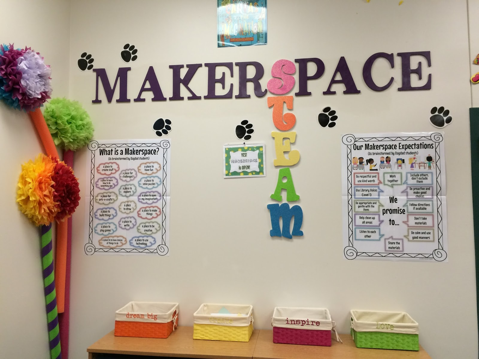 Image result for Sandy library maker space
