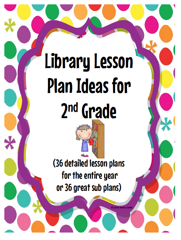 3rd Grade Literacy Lesson Plans - Lessons by Sandy