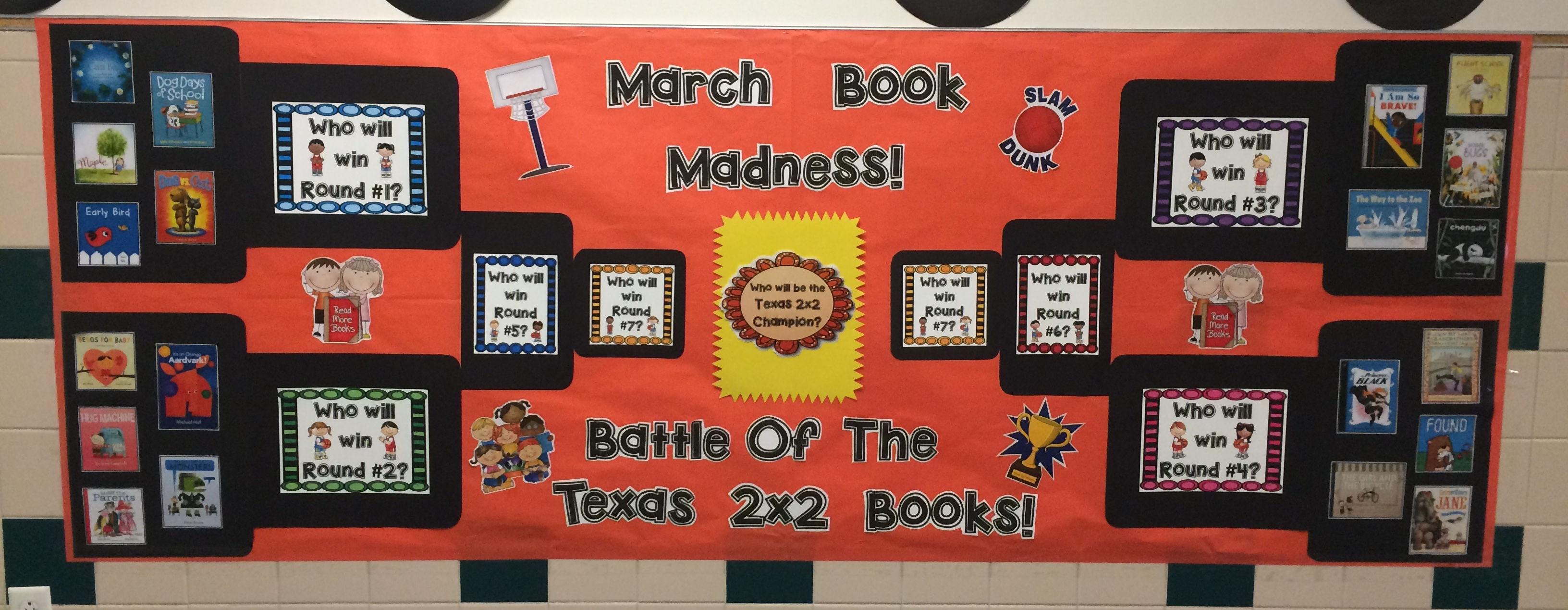 Battle of the Texas 2x2 books