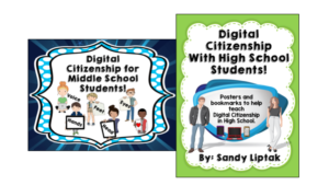 Digital Citizenship for Middle and High School