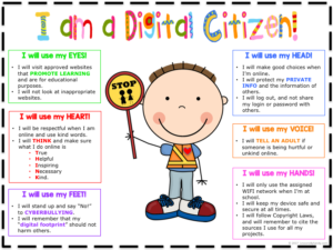 Digital Citizenship for Elementary