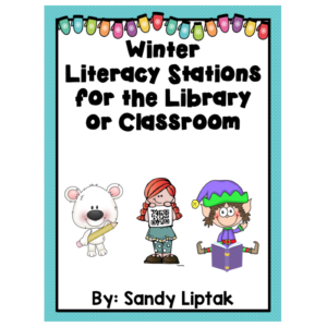 Winter Literacy Stations
