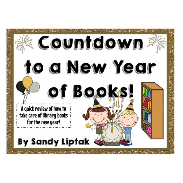 New Year's Resolutions in the Library
