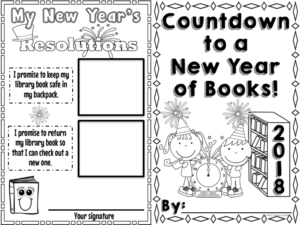 New Year's Resolutions for the Library