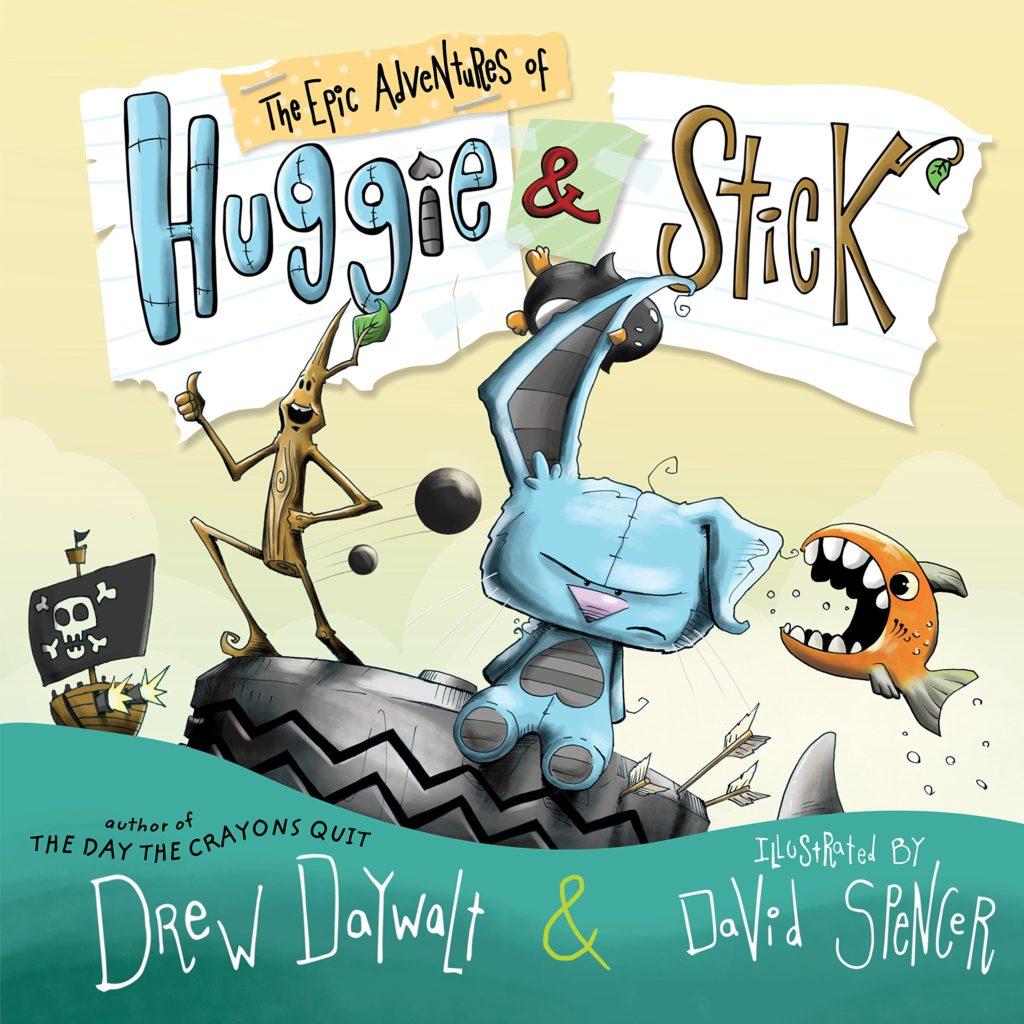 Huggie & Stick Cover image